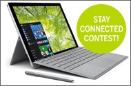 Stay Connected Contest!